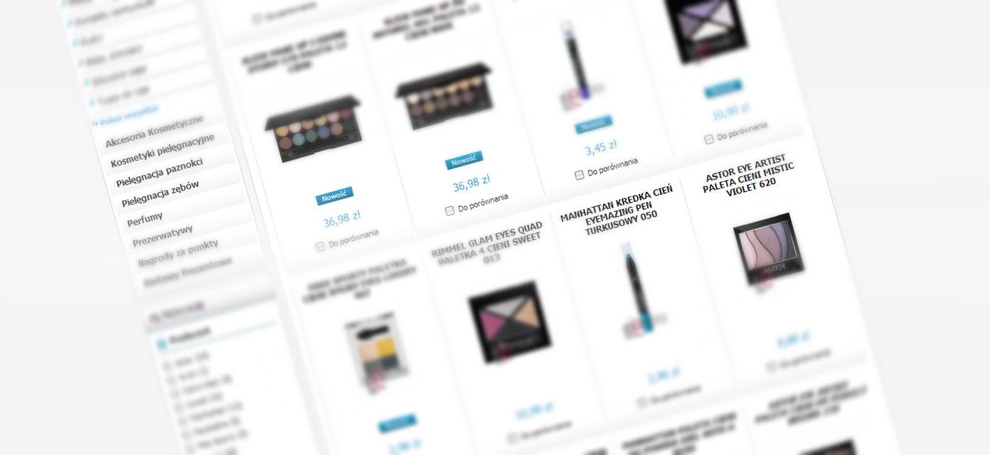 kosmetyki - sklep online