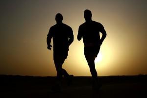 Męskie bieganie