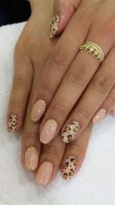 Eleganckie paznokcie