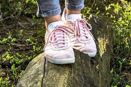 Wyjątkowe buty i strategie