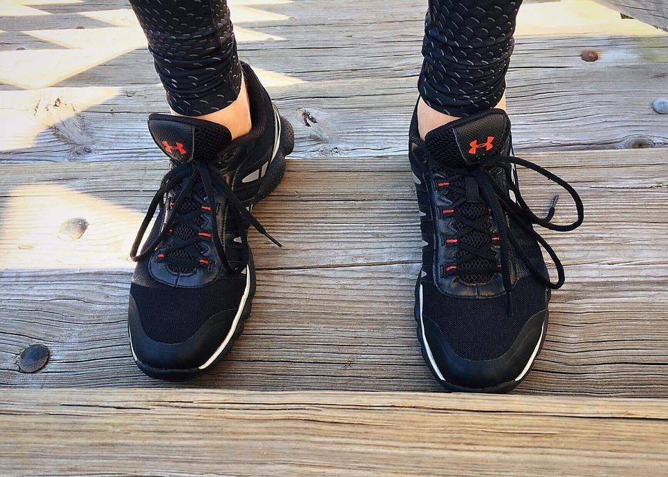 Podstawa fitnessu - dobre buty