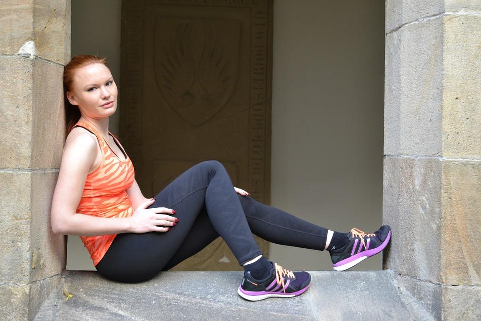 Wygodne i funkcjonalne legginsy sportowe